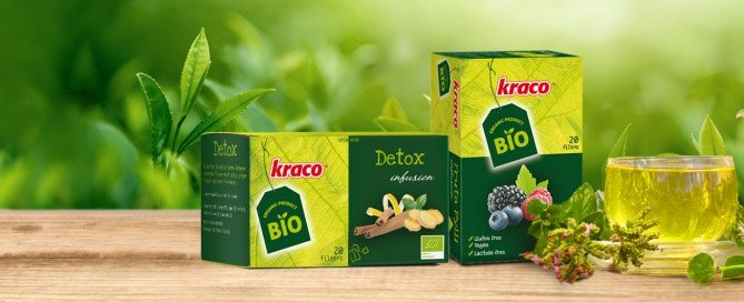 NEW organic tea