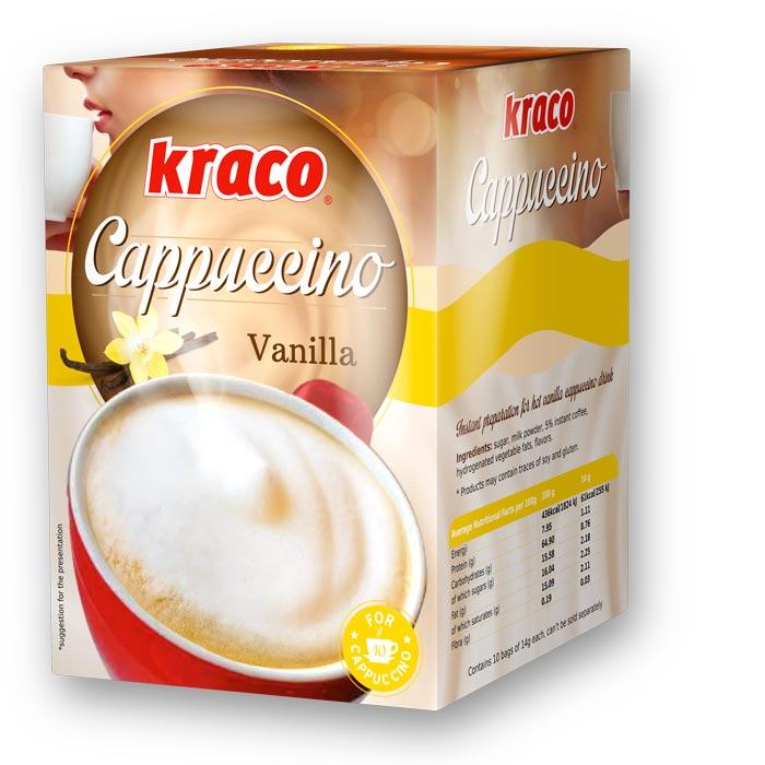 Cappuccino Vanilla