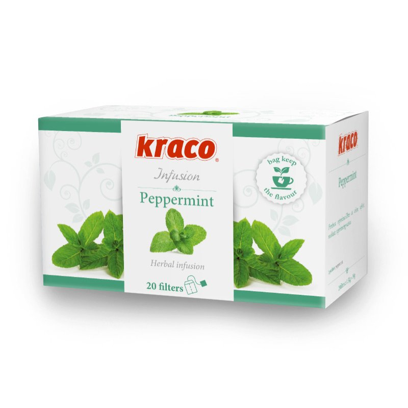 Selection from the finest quality of Menta Piperita herb.