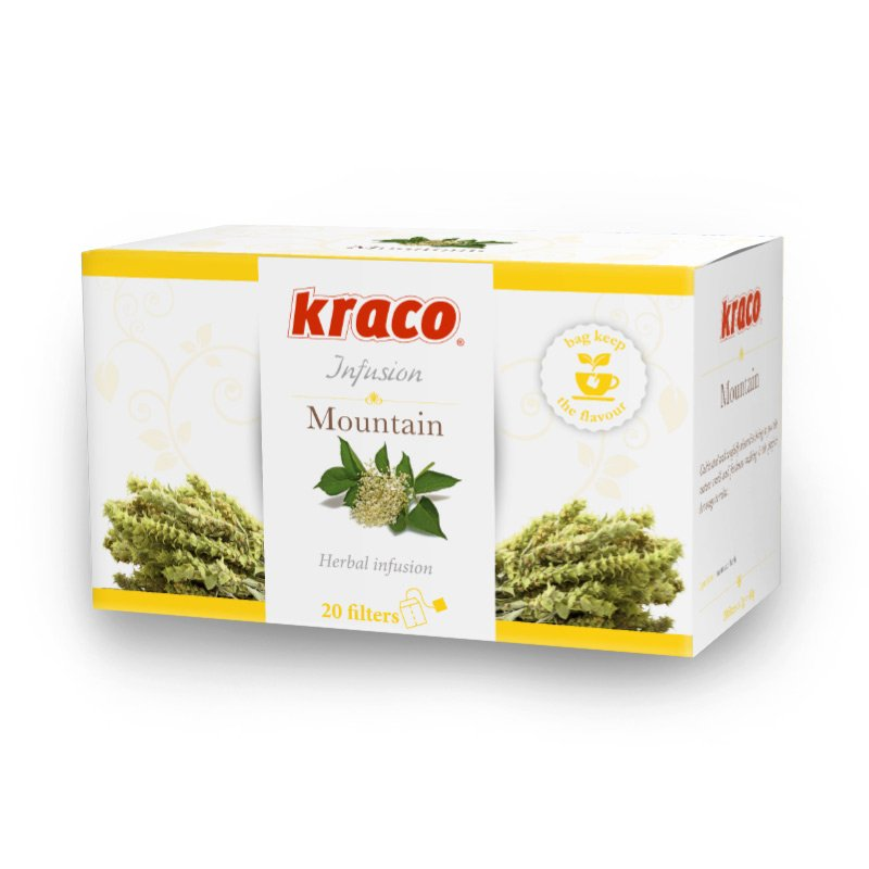 Selection from the finest quality of Sideritis herb.