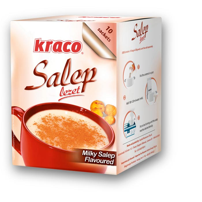 Salep 10 bags