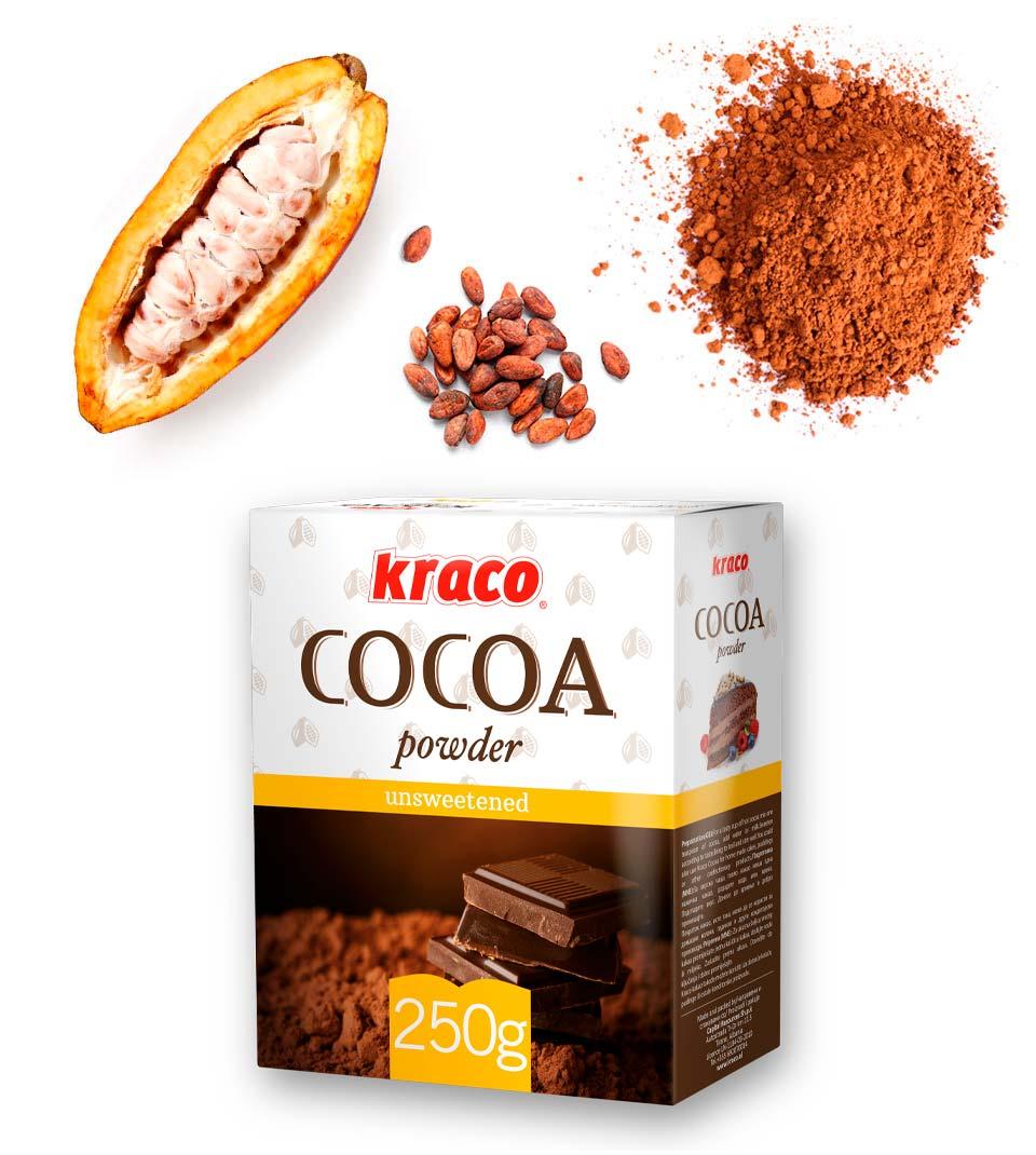 Cocoa 250g