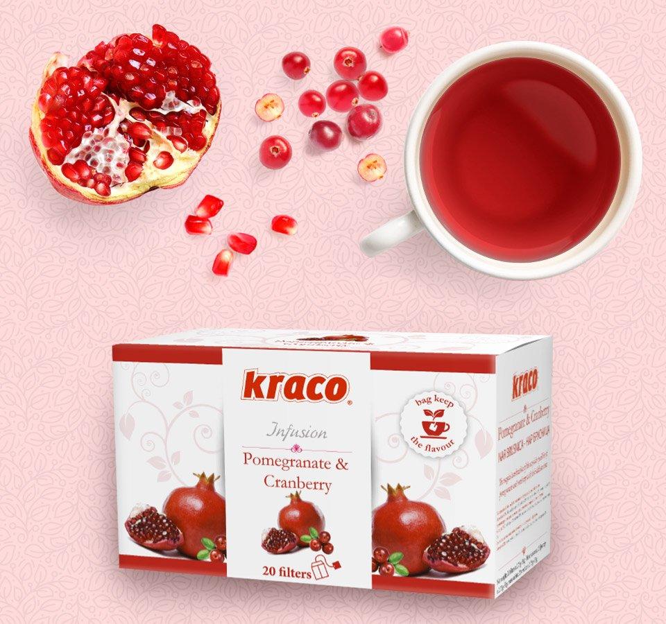 Pomegranate & Cranberry
