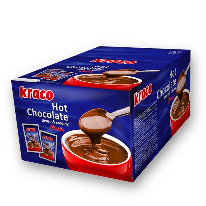 Classic Hot Chocolate 50 Bags