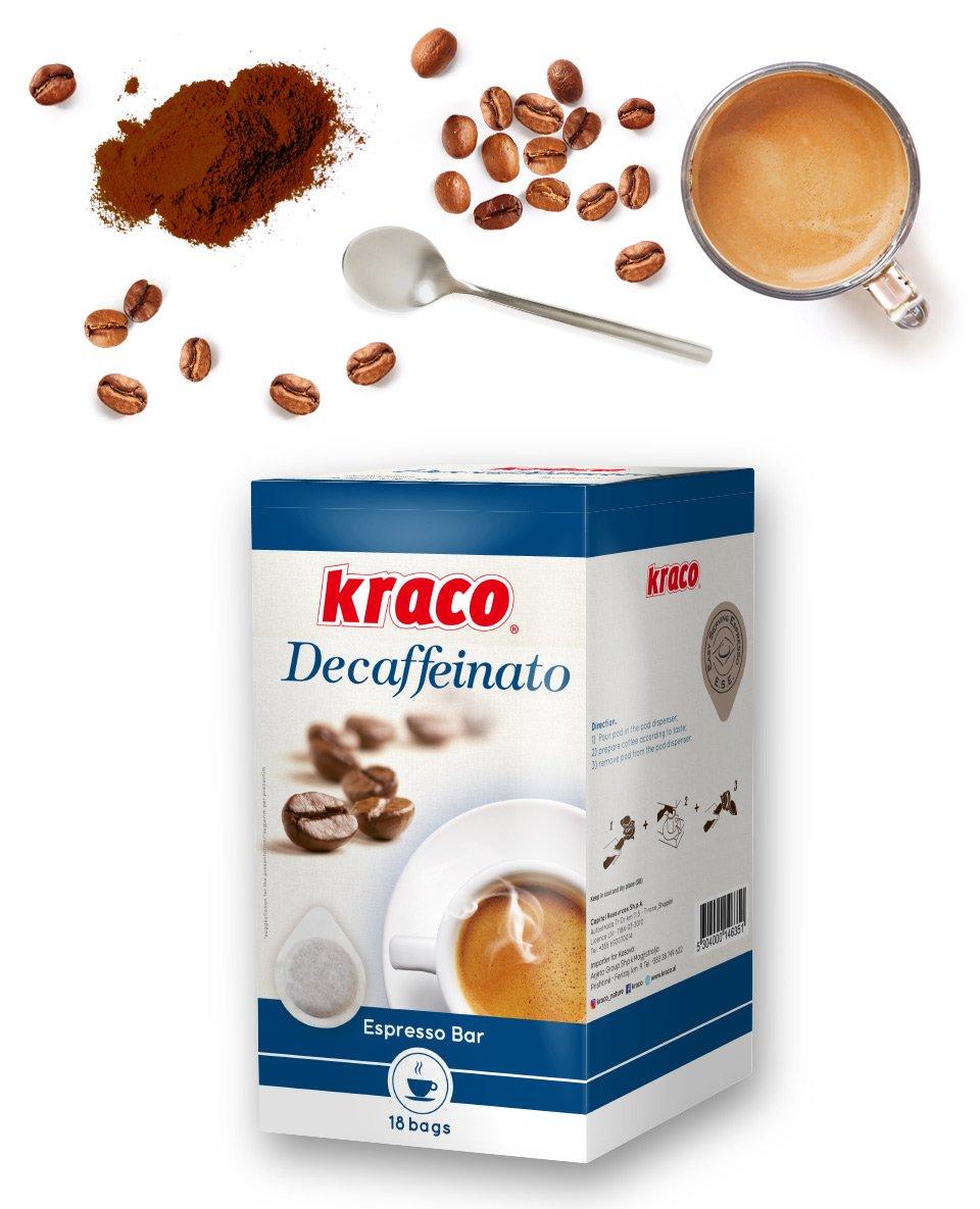 Coffee Decaffeinato Espresso Bar