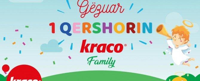JUNE 1st / Kraco Children's Day